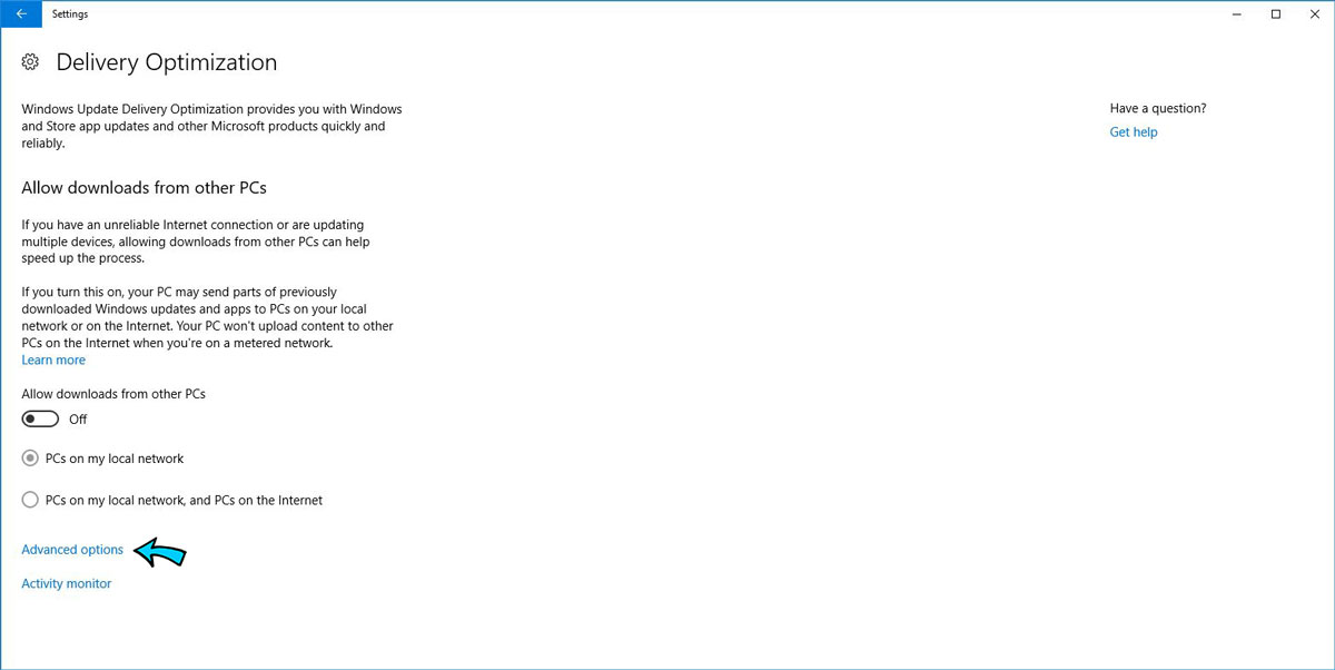 Windows Update Limit Guide 4