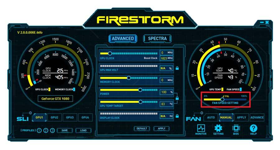 ZOTAC Firestorm 2 1